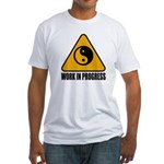 Harmony in Progress Fitted T-Shirt