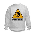 Harmony in Progress Kids Sweatshirt