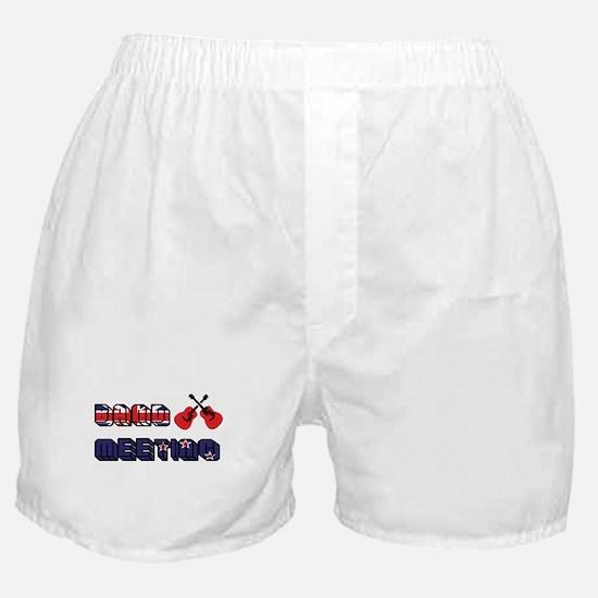 Band Meeting - FOTC Boxer Shorts