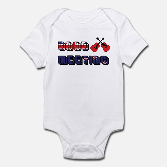 Band Meeting - FOTC Infant Bodysuit