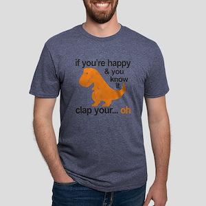 T-Rex clap your hands T-Shirt