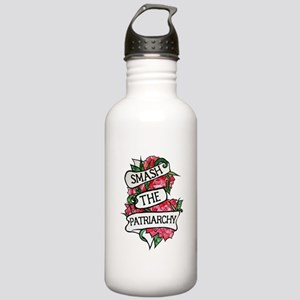 Smash the Patriarchy Water Bottle