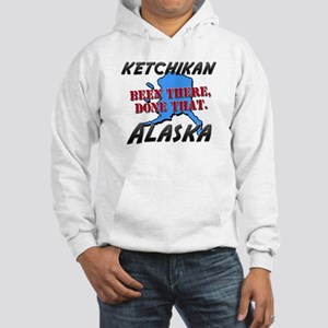 ketchikan alaska - been there, done that Hooded Sw