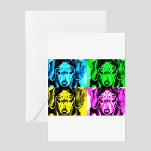 Warhol Greeting Card