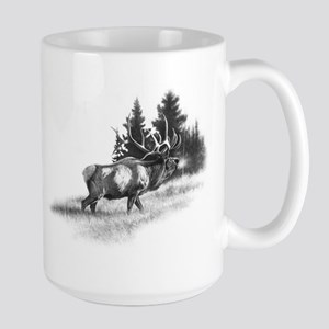 Elk Large Mug
