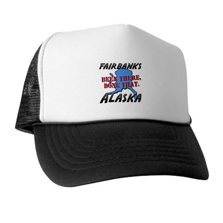 fairbanks alaska - been there, done that Trucker H