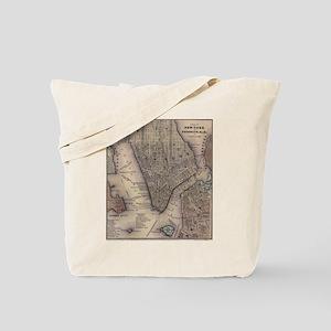 Lower Manhatten (1847) Tote Bag