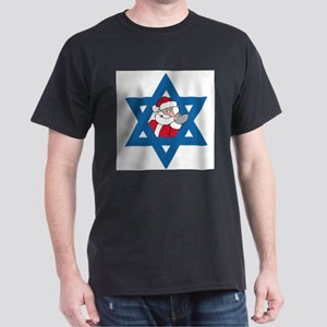 Christm()ukkah Ash Grey T-Shirt