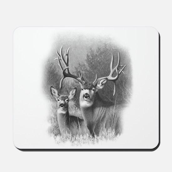 Mule Deer Mousepad