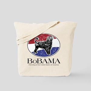 BoBAMA Tote Bag