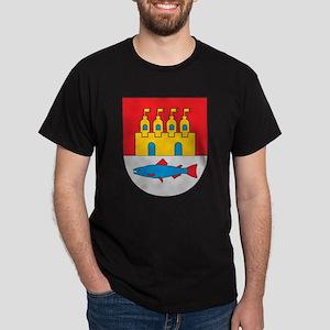 Oulu Coat of Arms Dark T-Shirt