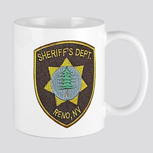 Reno Sheriff Mug