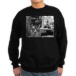Kibble at Tiffany's Sweatshirt (dark)