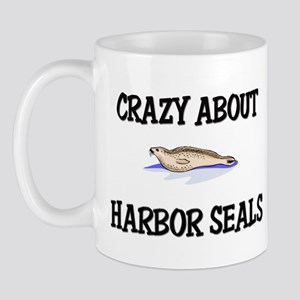 Crazy About Harbor Seals Mug