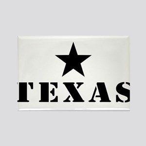 Texas, Lone Star State Magnets