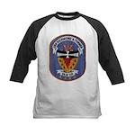 USS RICHMOND K. TURNER Kids Baseball Jersey