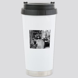Tuna at Tiffany's Stainless Steel Travel Mug