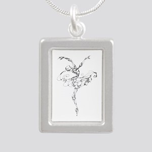 IB Ballerina Arch Necklaces