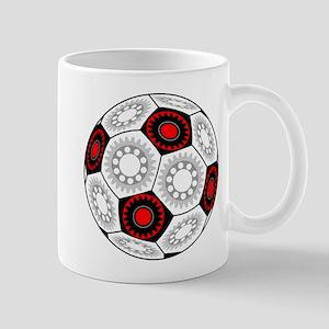 Mechanical Soccer Mug
