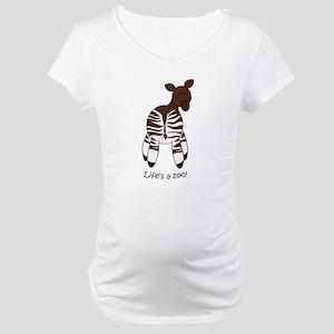Okapi Maternity T-Shirt
