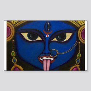 Kali Rectangle Sticker