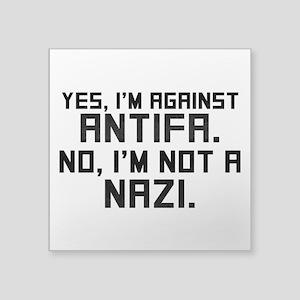 Not A Nazi Sticker