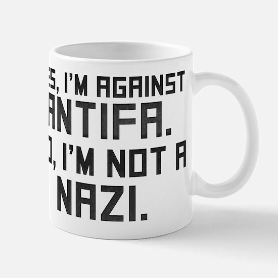 Not A Nazi Mugs