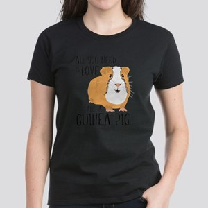All You Need is Love and a Guinea Pi T-Shirt