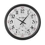 Illinois Bunn Special 2 Large Wall Clock