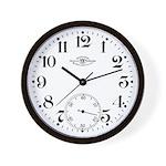 Ball Railroad Pocket Watch Wall Clock