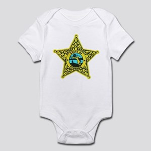 Florida Sheriff Infant Bodysuit