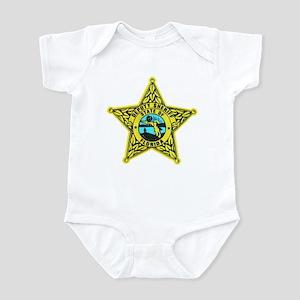 Deputy Sheriff Baby Clothes   Accessories - CafePress 32bddd1fa