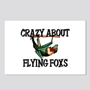 Crazy About Foxes Postcards (Package of 8)