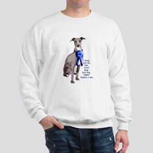 First dog IG Sweatshirt