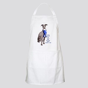 First dog IG BBQ Apron