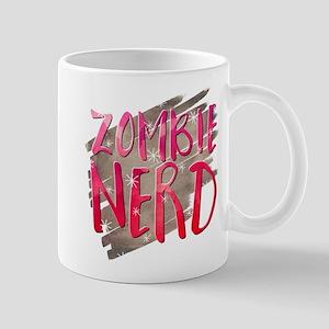 Zombie Nerd Mugs