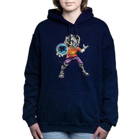 EJ the Volleybragswag Elephant Backrow Sweatshirt