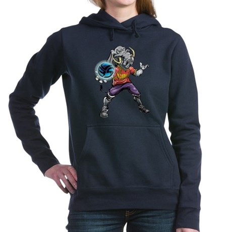 EJ the Volleybragswag Elephant Backrow Sweatshirt