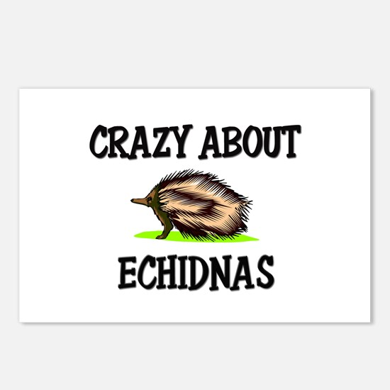 Crazy About Echidnas Postcards (Package of 8)