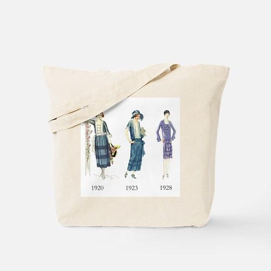 1920s Tote Bag