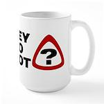 WTF? Large Mug
