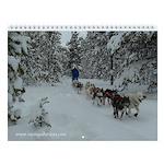 MCK Racing Siberians Wall Calendar I