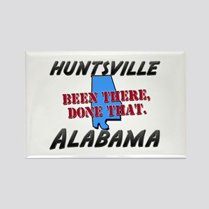 huntsville alabama - been there, done that Rectang