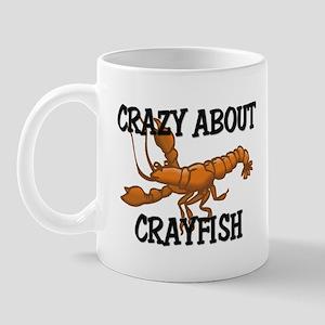 Crazy About Crayfish Mug