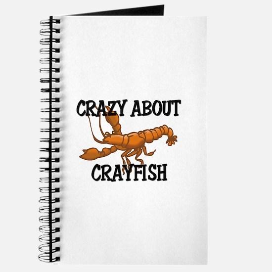 Crazy About Crayfish Journal