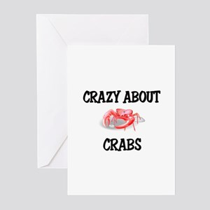 Crazy About Crabs Greeting Cards (Pk of 10)
