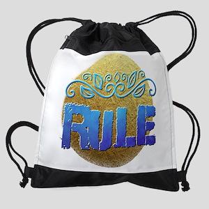 Rule Drawstring Bag