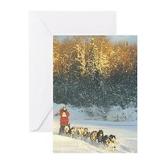 MCK Jr. Iditarod Greeting Cards (Pk of 10)