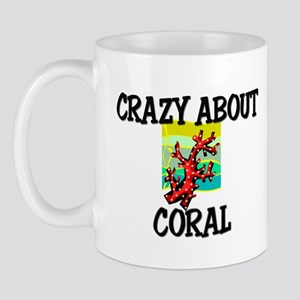 Crazy About Coral Mug