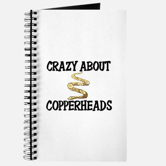 Crazy About Copperheads Journal
